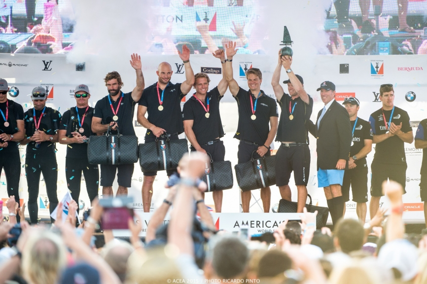 Courtesy America's Cup