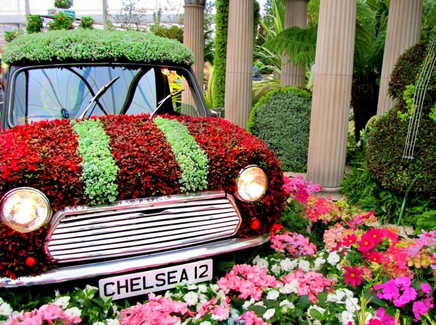 Courtesy Chelsea Flower Show
