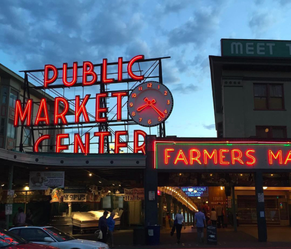 Pike Place Maket