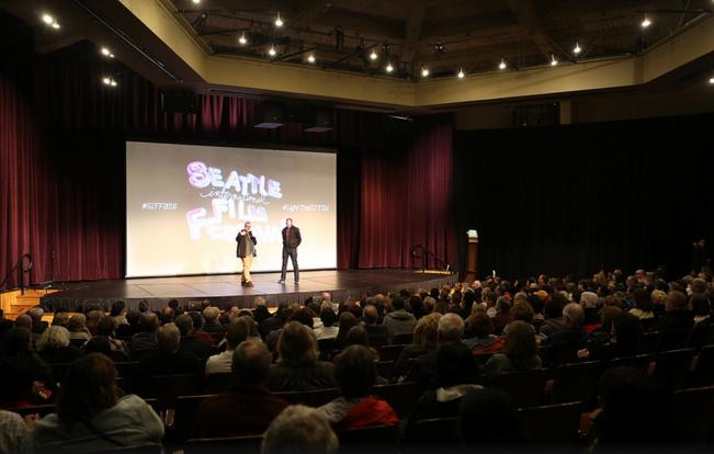 Photo Credit:  Seattle International Film Festival