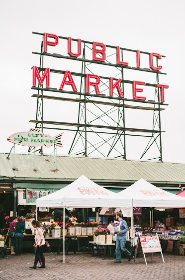 The World Famous Pike Place Market