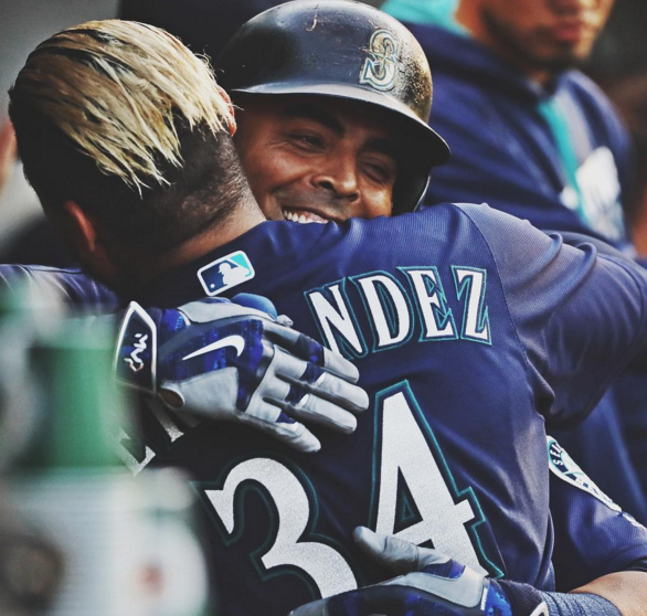 Courtesy @mariners