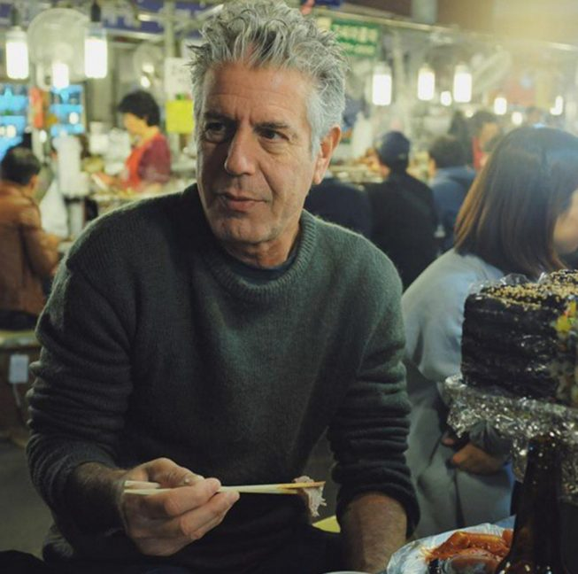 Courtesy Anthony Bourdain