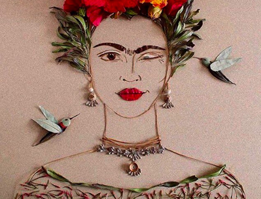 Fragmented Frida