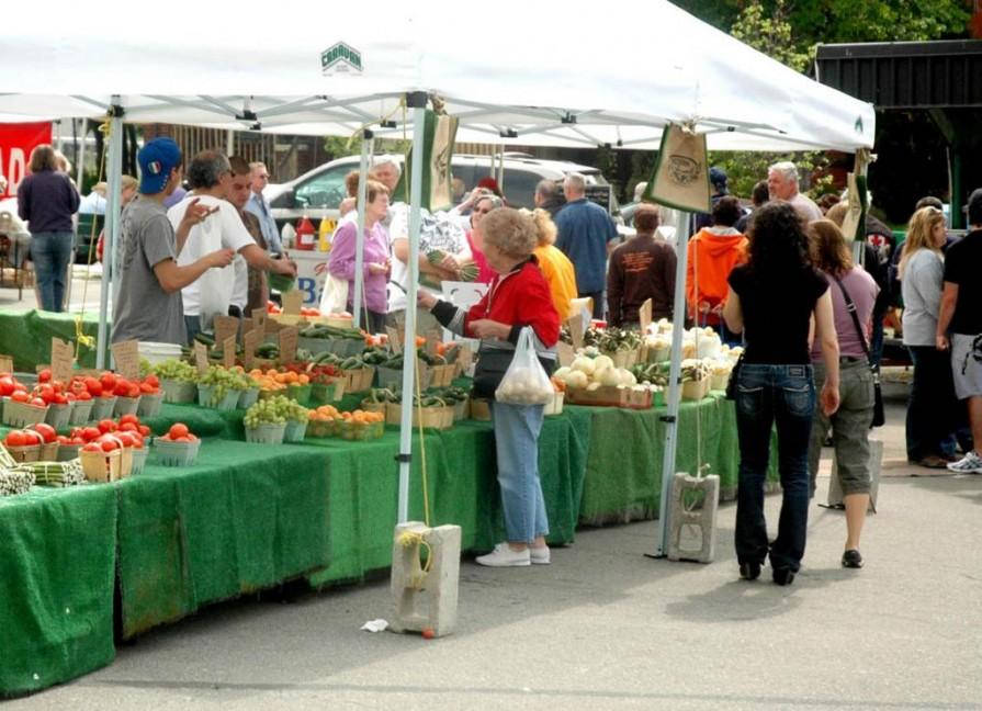 weston farmer's market
